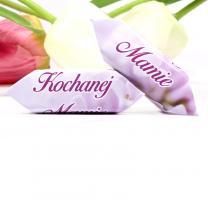 Krówki dla mamy fioletowe
