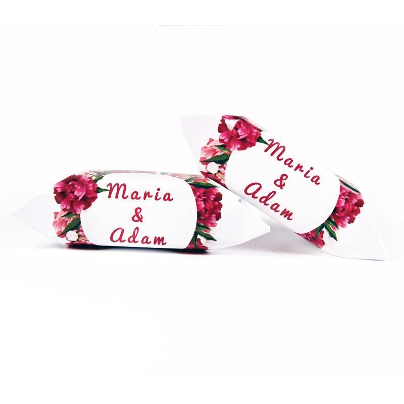 Cukierki personalizowane na ślub